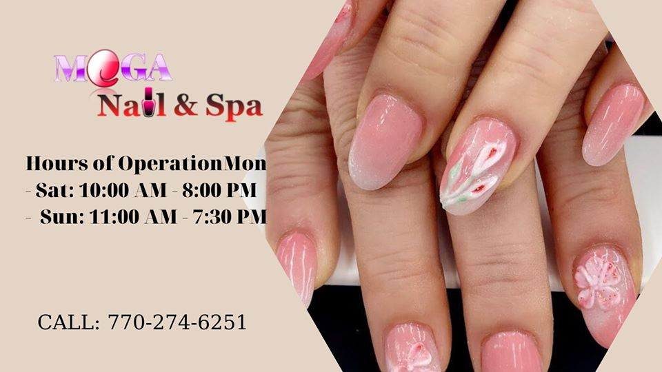 WELCOM TO Mega Nails & Spa