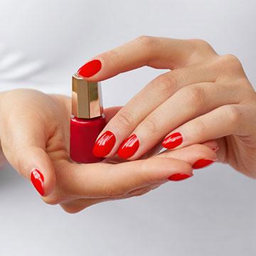 Gel Color Manicure