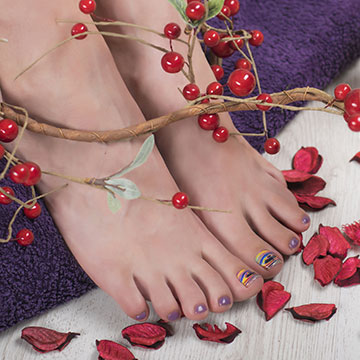 Anna Nails Spa Pedicure Packages