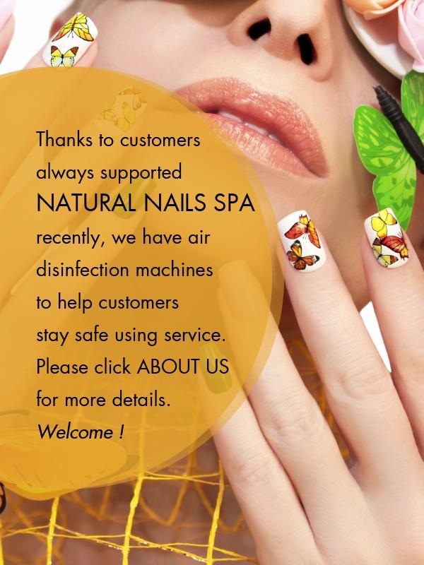 Natural Nails Spa 276 Watauga Village Dr Boone Nc 28607 828 265 1515