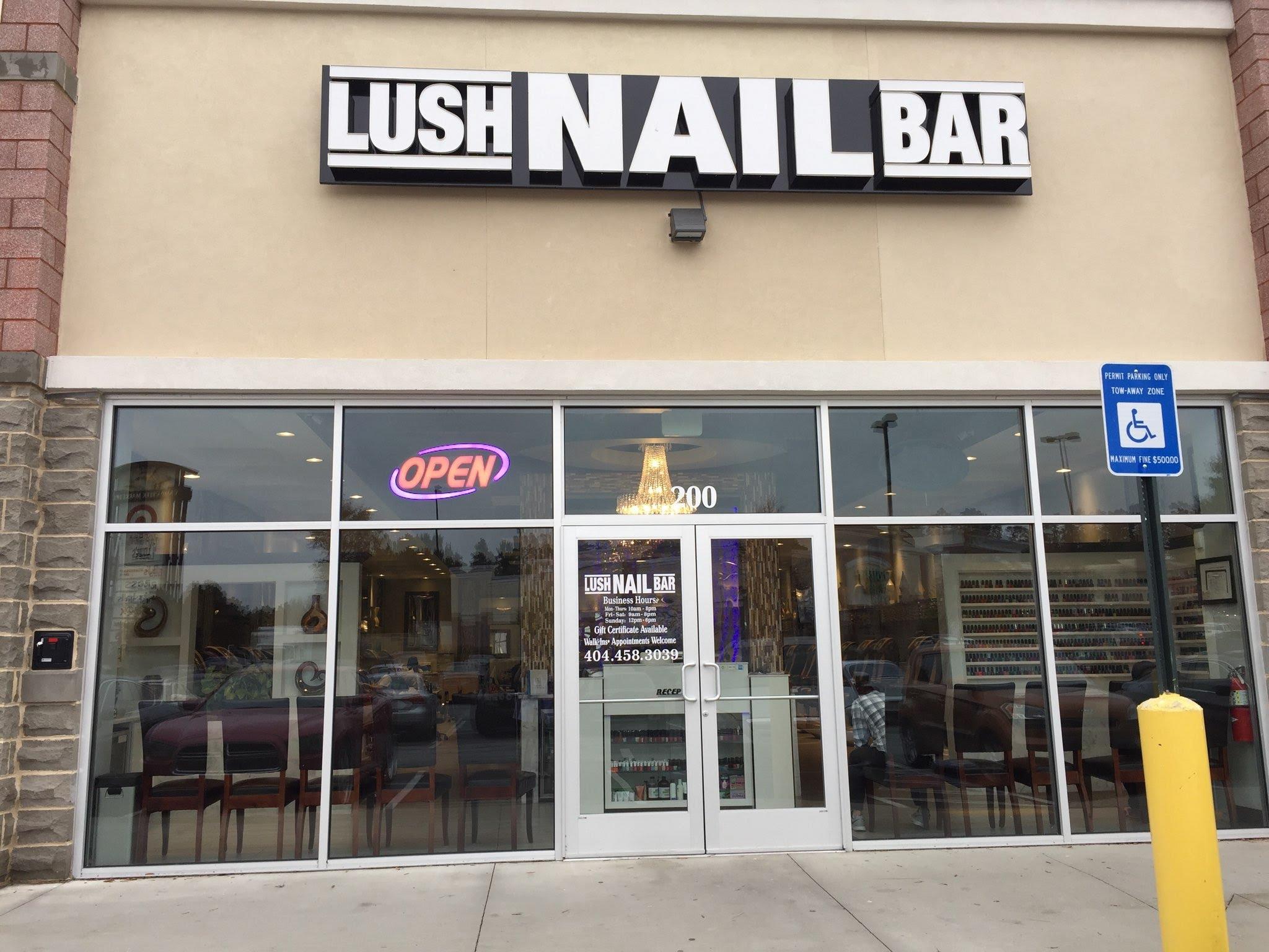 Lush Nail Bar - 3330 Camp Creek Pkwy Ste 200 East Point, GA 30344 ...