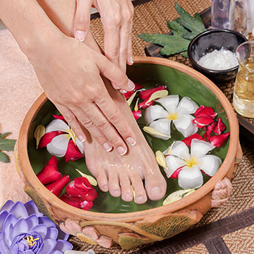 Spa Pedicure Packet