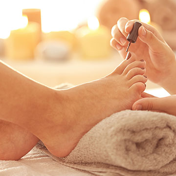 Additional Pedicure Services