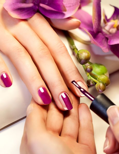 ORGANIC GEL NAIL EXTENSION