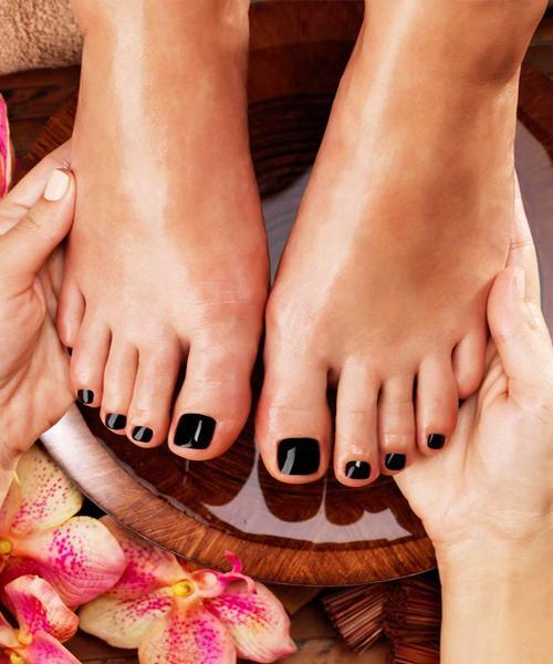 Foot & Shoulder Massage